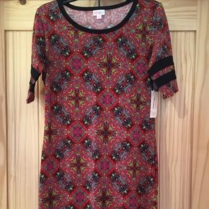 LulaRoe Julia Dress NWT Size Medium